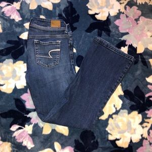 American Eagle original boot jeans - 4 short